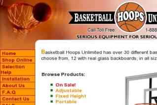 Basketball Hoops Unlimited reviews and complaints