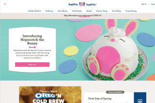 Baskin Robbins reviews and complaints