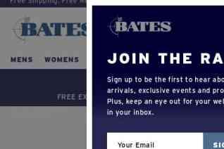 Bates Footwear reviews and complaints