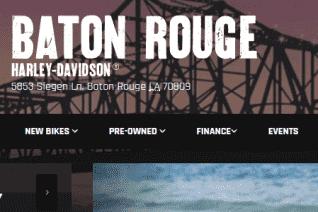 Baton Rouge Harley Davidson reviews and complaints