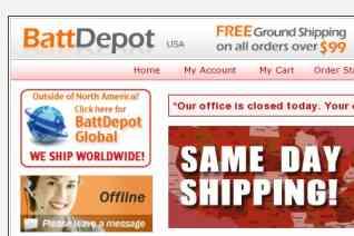 BattDepot reviews and complaints