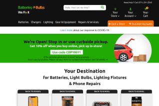 Batteries Plus Bulbs reviews and complaints