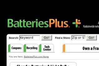 Batteries Plus reviews and complaints