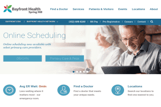 Bayfront Health Spring Hill reviews and complaints