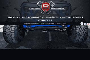 Bayshore Automotive reviews and complaints