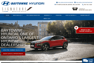 Baytowne Hyundai reviews and complaints