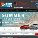 Beach Ford reviews and complaints