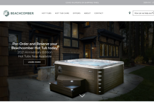 Beachcomber Hot Tubs reviews and complaints