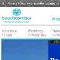 Beachcomber travel