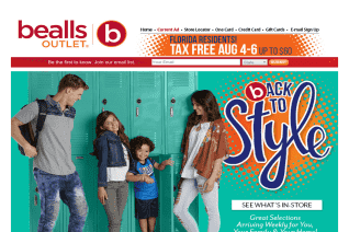 Bealls Outlet reviews and complaints
