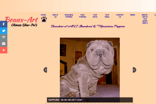 Beaux Art Chinese Shar Pei reviews and complaints