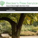 Beckers Tree Service