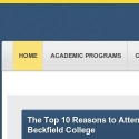 Beckfield College reviews and complaints