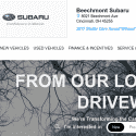 Beechmont Subaru reviews and complaints