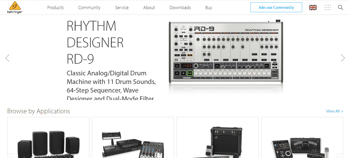 Behringer reviews and complaints