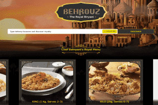 Behrouz Biryani reviews and complaints