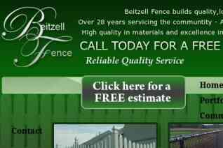 Beitzell Fence reviews and complaints