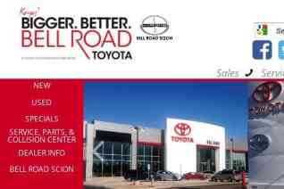 Bell Road Toyota reviews and complaints
