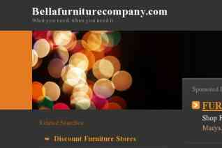 Bella Furniture reviews and complaints