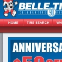 Belle Tire reviews and complaints