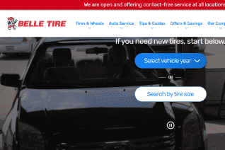 Belle Tire reviews and complaints