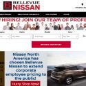 Bellevue Nissan reviews and complaints