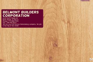 Belmont Builders Corporation reviews and complaints