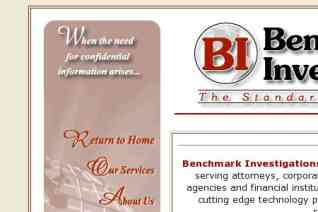 Benchmark Investigations reviews and complaints