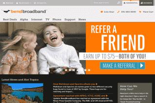 BendBroadband reviews and complaints