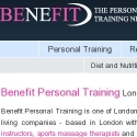 Benefit Personal Trainers
