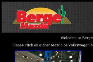 Berge Mazda Volkswagen reviews and complaints