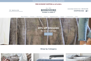 Berkshire Blanket reviews and complaints