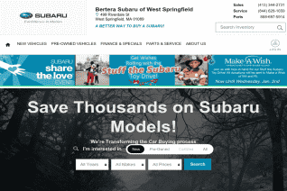 Bertera Subaru reviews and complaints