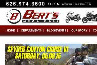 Berts Mega Mall reviews and complaints