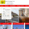 Best Budget Inn reviews and complaints