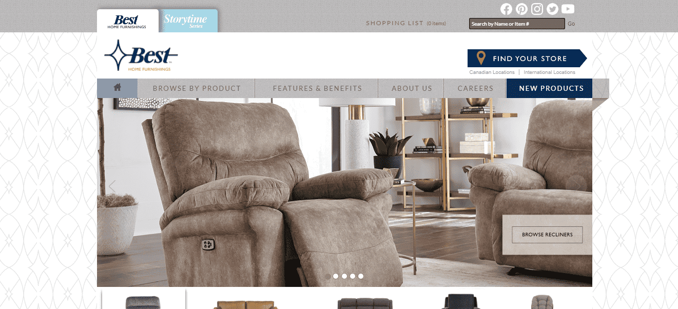 Best Home Furnishings reviews and complaints