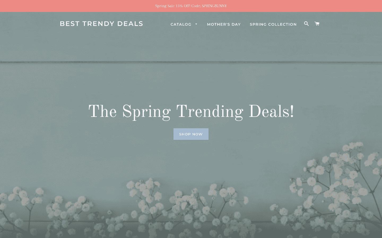 Best Trendy Deals reviews and complaints