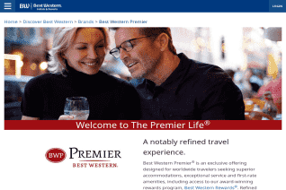 Best Western Premier reviews and complaints