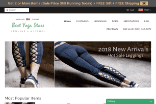Best Yoga Store reviews and complaints