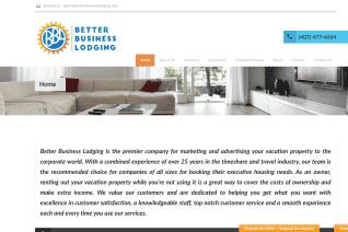 Better Business Lodging reviews and complaints