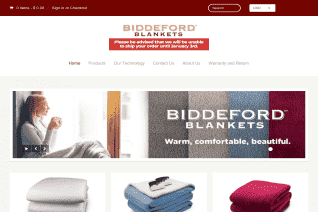 Biddeford Blankets reviews and complaints