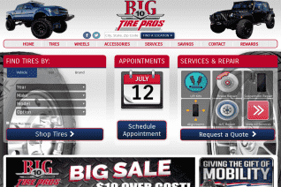 Big 10 Tires And Accessories reviews and complaints