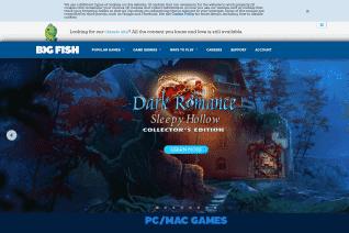 Big Fish Games reviews and complaints
