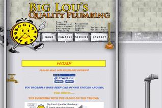Big Lous Quality Plumbing reviews and complaints