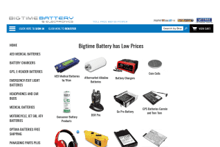 Bigtime Battery reviews and complaints