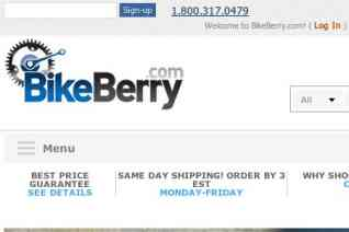 BikeBerry reviews and complaints