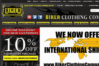 Biker Clothing Company reviews and complaints