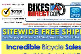 Bikesdirect reviews and complaints