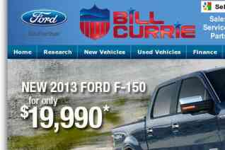 Bill Currie Ford reviews and complaints