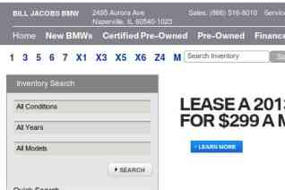 Bill Jacobs BMW reviews and complaints